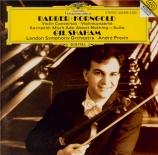 BARBER - Shaham - Concerto pour violon op.14