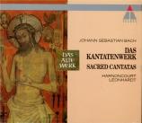 Das Kantatenwerk (Sacred Cantatas)
