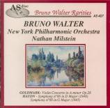 HAYDN - Walter - Symphonie n°86 en sol majeur Hob.I:86