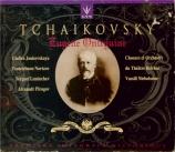 TCHAIKOVSKY - Nebolssin - Eugène Onéguine, op.24