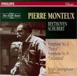BEETHOVEN - Monteux - Symphonie n°3 op.55