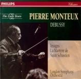 DEBUSSY - Monteux - Images III, pour orchestre L.122