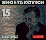 CHOSTAKOVITCH - Kondrashin - Symphonies (Intégrale)