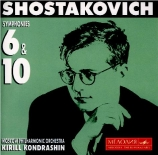 CHOSTAKOVITCH - Kondrashin - Symphonie n°6 op.54