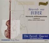 BIBER - Purcell Quartet - Harmonia artificiosa