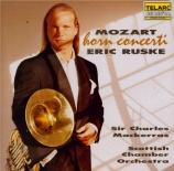 MOZART - Ruske - Concerto pour cor n°1 K.412