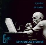CHOPIN - Richter - Polonaise pour piano en do dièse mineur op.26 n°1