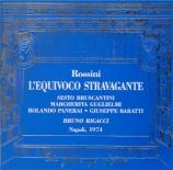 ROSSINI - Rigacci - L'equivoco stravagante (live RAI Napoli, 8 - 1 - 1974) live RAI Napoli, 8 - 1 - 1974
