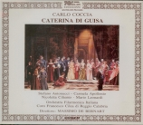 COCCIA - Bernart - Caterina di Guisa (live Savona 1990) live Savona 1990