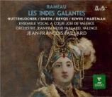 RAMEAU - Paillard - Les Indes galantes