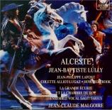 LULLY - Malgoire - Alceste