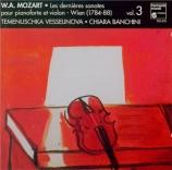 MOZART - Banchini - Sonate pour violon et piano n°32 en si bémol majeur