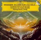 MESSIAEN - Chung - Eclairs sur l'au-delà