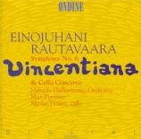 RAUTAVAARA - Pommer - Symphonie n°6 'Vincentiana'
