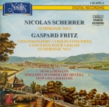 FRITZ - Lohmann - Concerto pour violon en mi majeur