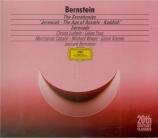 BERNSTEIN - Bernstein - Symphonie n°1 'Jeremiah'