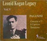 Leonid Kogan Legacy Vol.5