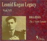 Leonid Kogan Legacy Vol.6 Leonid Kogan Legacy Vol.6
