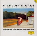 IVES - Orpheus Chamber - Orchestral set n°1 'Three places in New England
