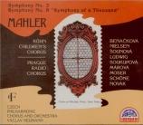 MAHLER - Neumann - Symphonie n°3