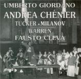 GIORDANO - Cleva - Andrea Chénier (live MET 4 - 1 - 58) live MET 4 - 1 - 58