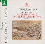 SCHUMANN - Collard - Davidsbündlertänze (Danses des membres de la Confré