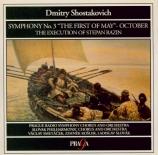 CHOSTAKOVITCH - Smetacek - Symphonie n°3 op.20 'Le 1er mai'