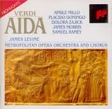 VERDI - Levine - Aida : extraits