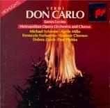 VERDI - Levine - Don Carlo : extraits