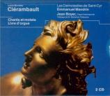 CLERAMBAULT - Mandrin - Chants et Motets pour la Royale Maison de Saint