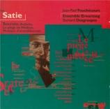 SATIE - Desgraupes - Socrate