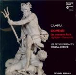 CAMPRA - Christie - Idoménée : extraits
