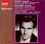 MOZART - Kempe - Requiem pour solistes, chœur et orchestre en ré mineur