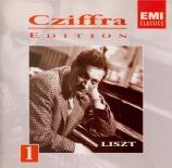 LISZT - Cziffra - Sonate en si mineur, pour piano S.178 Cziffra Edition Vol.1