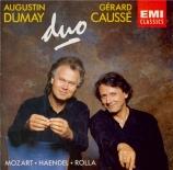 Duos pour alto et violon