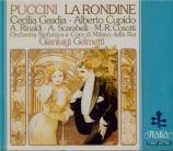 PUCCINI - Gelmetti - La rondine (Live Milano 13 - 11 - 1981) Live Milano 13 - 11 - 1981