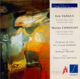 TANGUY - Bardon - Concerto pour violon