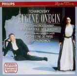 TCHAIKOVSKY - Bychkov - Eugène Onéguine op.24 : extraits