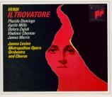 VERDI - Levine - Il trovatore, opéra en quatre actes (version originale
