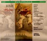 LULLY - Minkowski - Phaëton