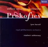 PROKOFIEV - Harrell - Sinfonia concertante pour violoncelle et orchestre