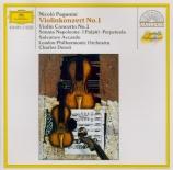 Concerto pour violon N°1 - Sonate 'Napoleon'