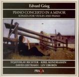 GRIEG - Richter - Concerto pour piano en la mineur op.16