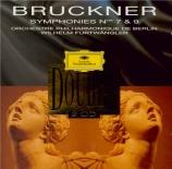 BRUCKNER - Furtwängler - Symphonie n°7 en mi majeur WAB 107