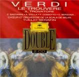 VERDI - Serafin - Il trovatore, opéra en quatre actes (version originale