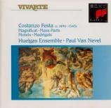 FESTA - Van Nevel - Magnificat septimi toni