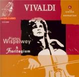 VIVALDI - Wispelwey - Sonate pour violoncelle et b.c. en si bémol majeur