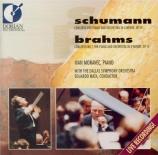SCHUMANN - Moravec - Concerto pour piano et orchestre en la mineur op.54