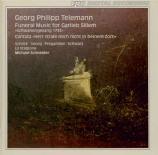 Funeral Music for Garlieb Sillem
