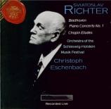BEETHOVEN - Richter - Concerto pour piano n°1 en ut majeur op.15